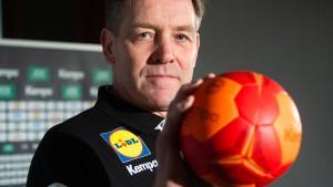 Gislason geht defensiv in die Handball-WM