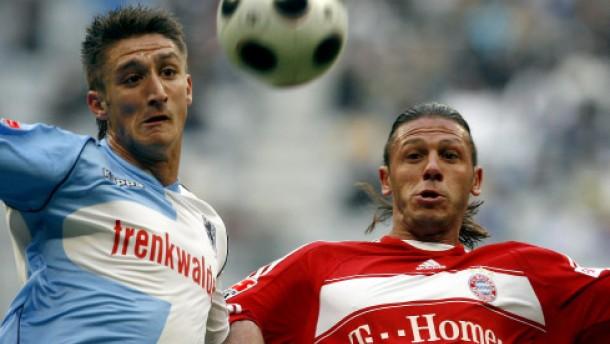 Glücksfee Laudehr zieht Münchener Derby im Viertelfinale
