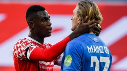Zentners Patzer kostet Mainz wichtige Punkte