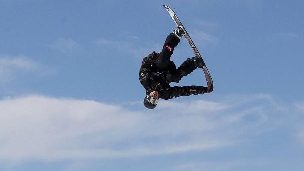 Deutschlands große Snowboard-Hoffnung