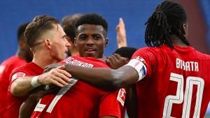 Hertha macht großen Schritt zum Klassenverbleib