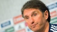 Maloche statt Mallorca für Bruno Labbadia