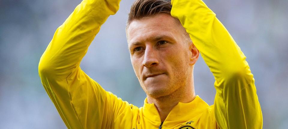 Marco Reus Ist Fussballer Des Jahres 2019 In Deutschland