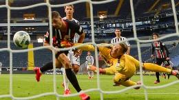 Furioses Finale der Eintracht