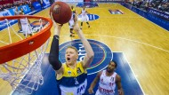 Philipp Neumann hebt ab, Oldenburg gewinnt den Basketball-Pokal