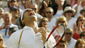 Roger Federer gewinnt zum fünften Mal in Folge