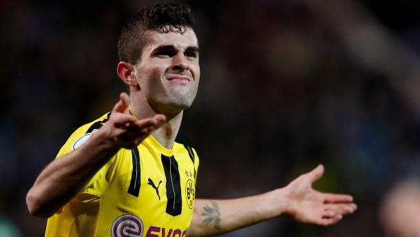 Dortmund ganz geschmeidig nach München