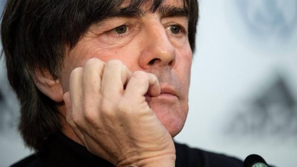 """Löw und der """"Plan B"""" für die Fußball-EM"""
