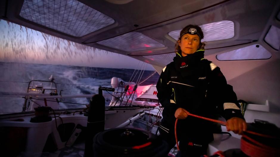 Isabelle Joschke ist immer noch unterwegs und macht einen Zwischenstopp (Bild von September 2020)