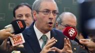 Brasiliens Parlamentschef droht Anklage
