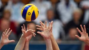Verwirrung um Volleyballteam