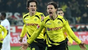 Dortmund dominiert - Bayern siegt - Schalke 0:5