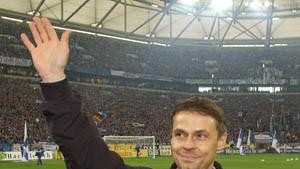 Tschüss sagen gegen Bayern