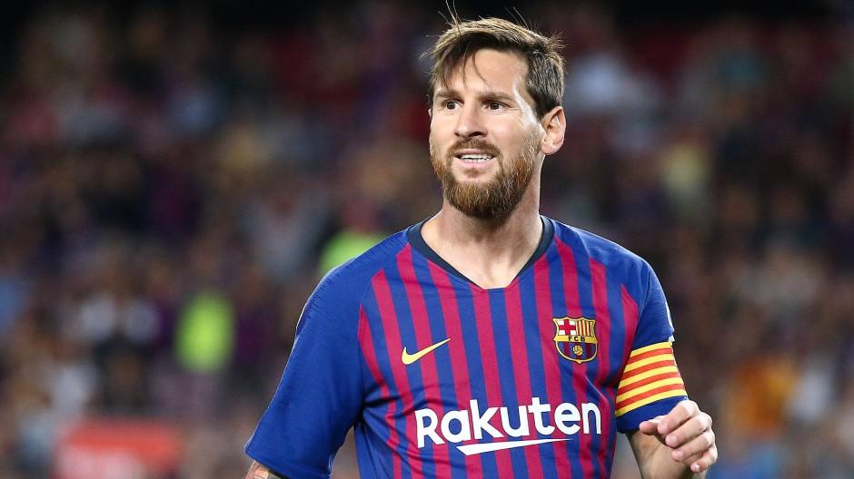 Bald spielen auch Lionel Messi und der FC Barcelona wieder.
