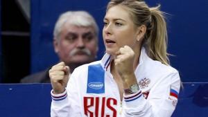 Russen führen Doping-Liste an
