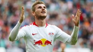 Werner trifft, Leipzig siegt