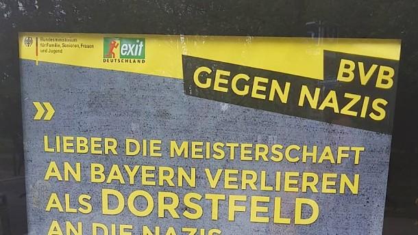 """Lieber die Meisterschaft an Bayern verlieren als Dorstfeld an die Nazis"""