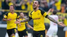 Dortmund hat die Kaufoption gezogen