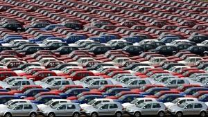 Autos sind wichtigstes Exportgut Deutschlands