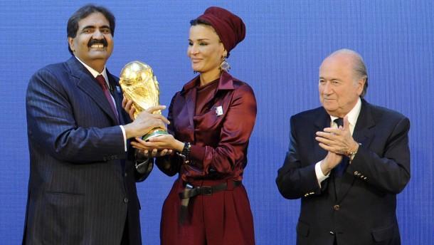 Brisante Vorwürfe gegen Fifa und Qatar