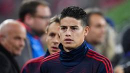 FC Bayern verliert James
