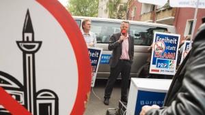 Anschlag auf  Pro-NRW-Chef verhindert