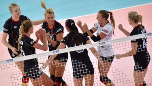 Deutsche Damen holen zweiten Sieg