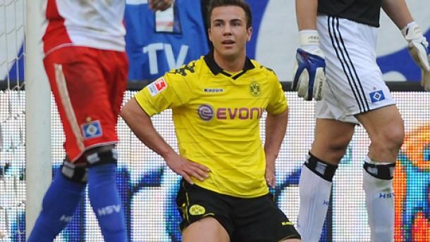 Dortmund macht es wieder spannend