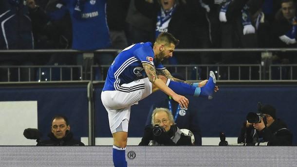 Schalke setzt den Aufwärtstrend fort