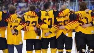"""""""Melden sich jetzt viele Kids zum Eishockey an?"""""""