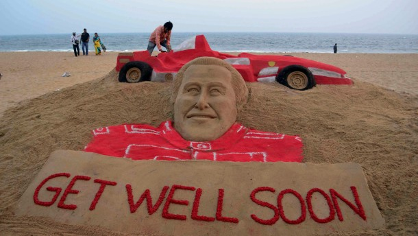 Staatsanwaltschaft spricht über Schumachers Unfall