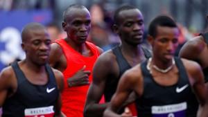 Absurder Wettlauf um den Marathon-Rekord