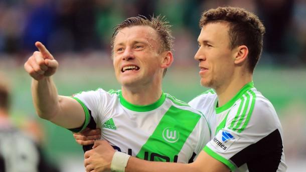 Die Fans pfeifen auf Wolfsburg