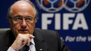Fußball-Weltverband Fifa droht Korruptionsskandal