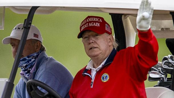 Konsequenzen für Donald Trumps Golf-Kurs
