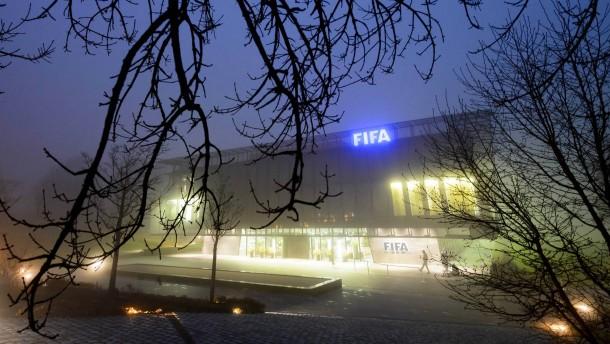 Angriff auf das Feigenblatt der Fifa