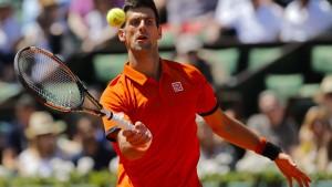 Djokovic kann nun auch in Paris zum Helden werden