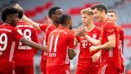 Werden die Bayern wieder Meister oder jubelt diesmal ein anderer Klub?
