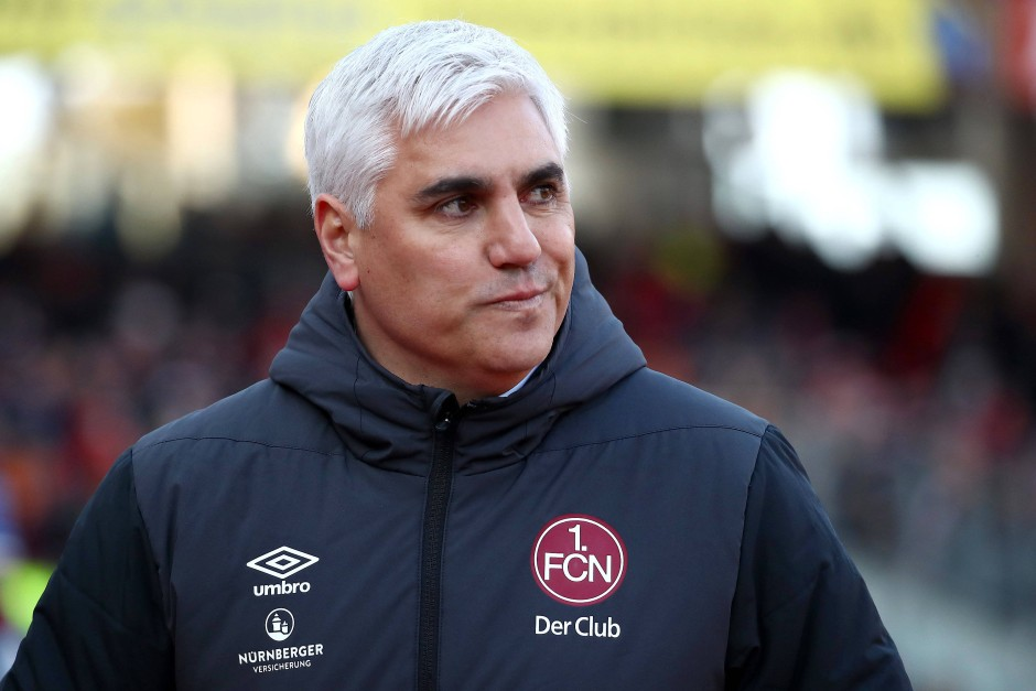 Sportvorstand Andreas Bornemann muss den 1. FC Nürnberg verlassen.