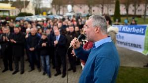 Tröglitzer demonstrieren gegen Hass und Ausgrenzung