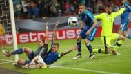Deutschland im EM-Achtelfinale gegen die Slowakei