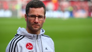 Der Club trennt sich von Trainer Wiesinger