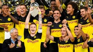 Dortmund sorgt für ein Gefühl der Furcht