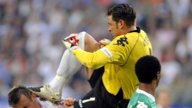 Brutaler Kampf um Champions League