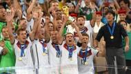 2014 holten die Deutschen den WM-Pokal. Und nun?