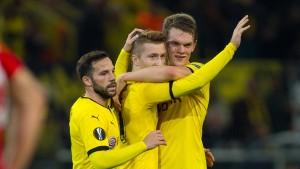 Keine Mühe für Borussia Dortmund