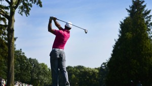 Tiger Woods und der Wochenend-Fluch