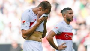 Der VfB Stuttgart patzt wieder