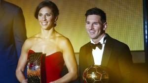 Messi kommt nicht zur Weltfußballerwahl