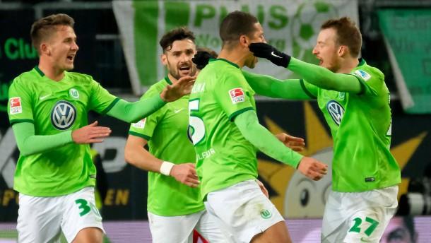 Angeschlagene Wolfsburger atmen durch